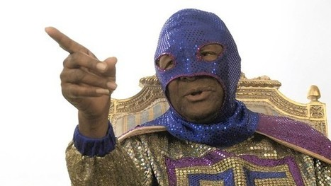 "Interview : Blowfly "" Je faisais du rap en 1959 sur des 78-tours"" 
