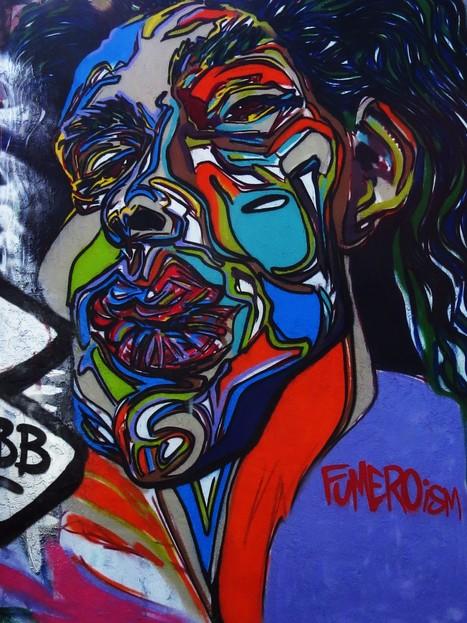 MIAMI STREET ART: BRIEFLY FUMERO… | TOKIDOKI | CityGraffiti | Scoop.it
