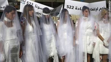 Lebanon takes first step to abolish marriage rape law | gender issues - human rights | Scoop.it