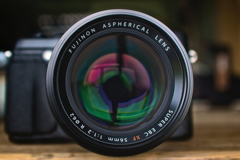FUJINON XF56 F1.2 R | liveimpression | Scoop.it