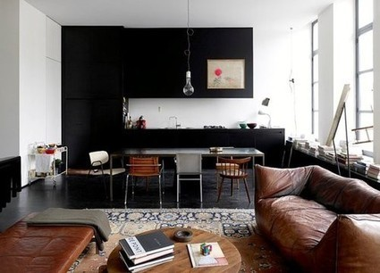 Manlylivingrooms - Mens Decor | Awesome Man Cave Ideas | Scoop.it