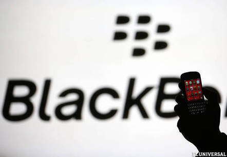 Android y iPhone tendrán que esperar por el BlackBerry Pin | Lo que
