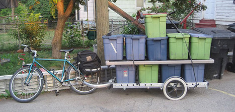 Detroit Produce Peddlers: Delivering Fresh Food on Two Wheels | Vertical Farm - Food Factory | Scoop.it