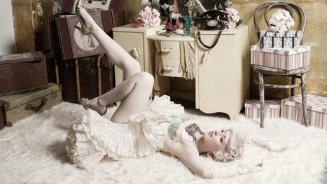 Kristina's Vintage Treasures Ebay - Photos - Google+ | Beautiful Vintage Find!! | Scoop.it