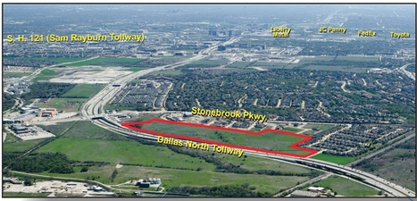 Another mixed-use development kicking off near Frisco's $5 billion mile | Texas Lots and Land | Scoop.it
