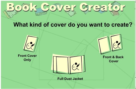 Book Cover Creator - ReadWriteThink | Publishing and Presenting Ideas | Scoop.it