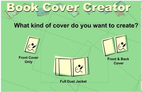 Book Cover Creator - ReadWriteThink | Litteris | Scoop.it