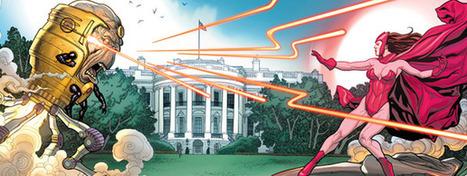 Avengers Vs. X-Men #0: First Look | Marvel.com | Comic Books | Scoop.it