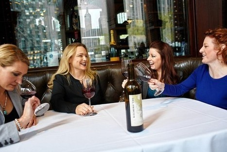 A Chat With the All #Female #Wine Team at Del Frisco's | Vitabella Wine Daily Gossip | Scoop.it