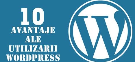 10 avantaje ale utilizării WordPress daca vrei sa-ti un website   Web Design, SEO, Marketing   Scoop.it