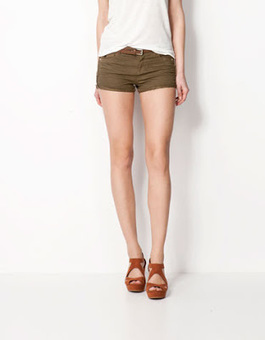 8 d'abril: Shorts Bershka primavera estiu 2013 | moda | Scoop.it