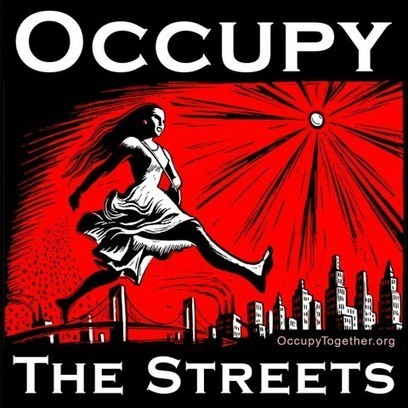 Striking Posters From Occupy Wall Street: Download Them for Free | Global environmental change | Scoop.it