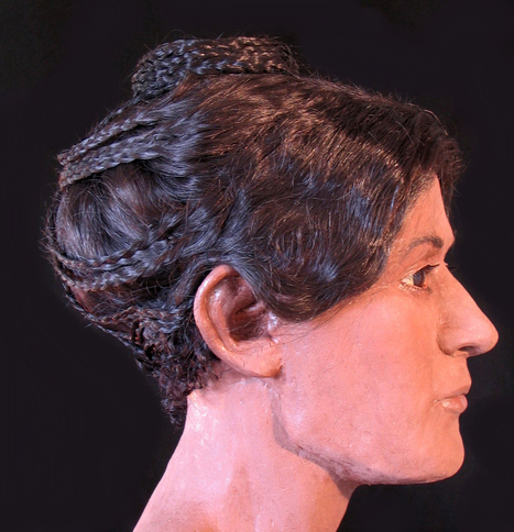 Egyptian Mummy's Hairstyle Makes a Comeback | Archaeology News | Scoop.it