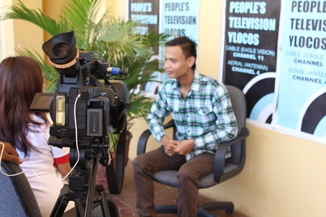 [TV Appearance] ▬ My Blogs Featured in News Program Teledyaryo Ylocos | #TownExplorer | Exploring Philippine Towns | Scoop.it