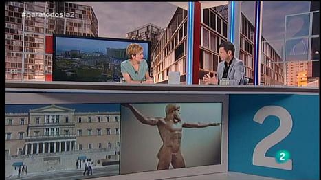 Para Todos la 2 - Entrevista - Pedro Olalla - RTVE.es A la Carta | Mundo Clásico | Scoop.it