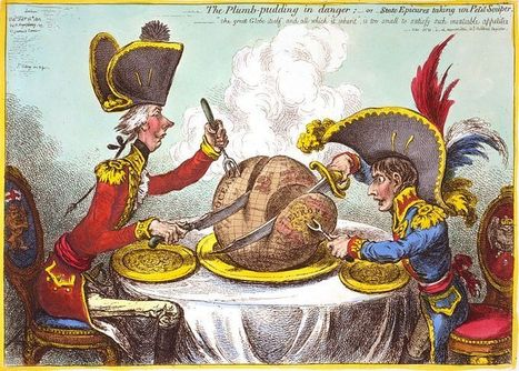 File:Caricature gillray plumpudding.jpg - Wikimedia Commons | Caricatures | Scoop.it
