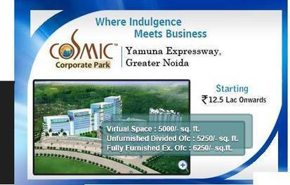 7 Star Luxury 7840086666 Offices Cosmic Corporate Park 2 Yamuna Expre | Legend Realcon Pvt Ltd | Scoop.it