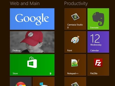 How to Improve Your Windows 8 Experience | SonnyHitach | Scoop.it