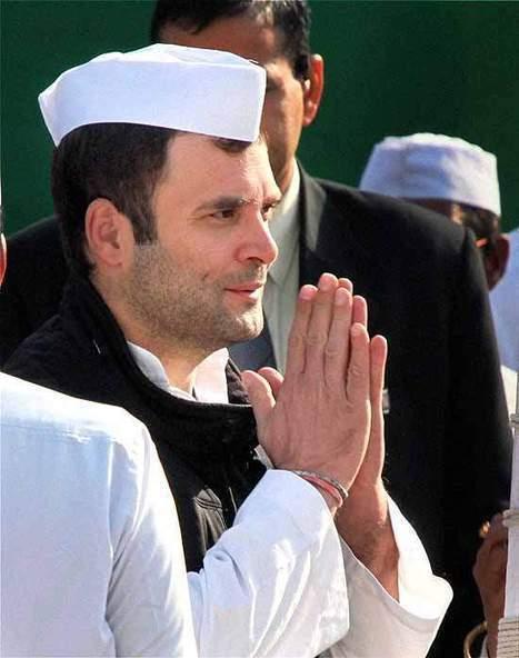 Rahul Gandhi: Up, Close and Personal | Rahul Gandhi Wiki | Indian National Congress | Scoop.it