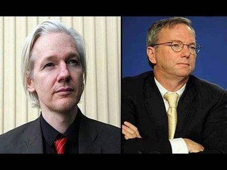 WikiLeacks publica conversación entre Julian Assange y Eric Schmidt - Radio Programas del Perú | Julian Assange | Scoop.it