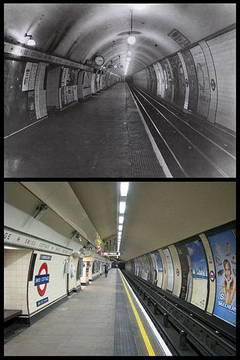 Les transports à Londres...hier et aujourd'hui | Auprès de nos Racines - Généalogie | Scoop.it