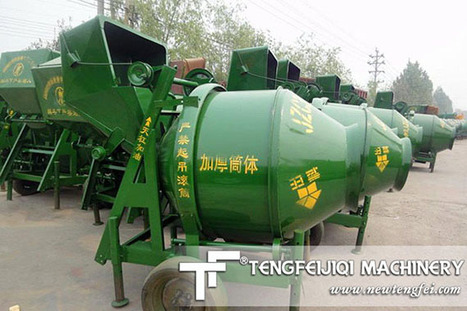 Some of the major role of concrete mixing station | Mobile Concrete Mixing Plant | Scoop.it
