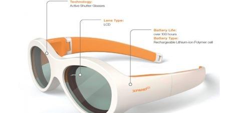 Des lunettes programmables contre l'œil paresseux | Geeks | Scoop.it