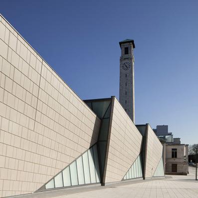 SeaCity Museum by Wilkinson Eyre Architects   Rendons visibles l'architecture et les architectes   Scoop.it