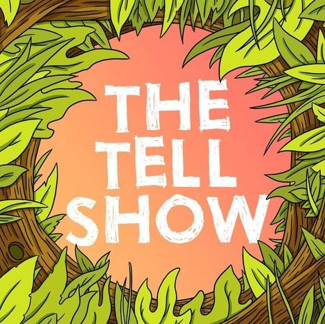 "Listen To BuzzFeed's New Podcast ""The Tell Show""! 