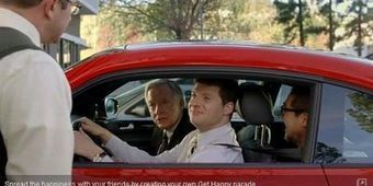 Une publicité de Volkswagen pour le Super Bowl jugée raciste - L'Expansion | La publicité dans les médias | Scoop.it