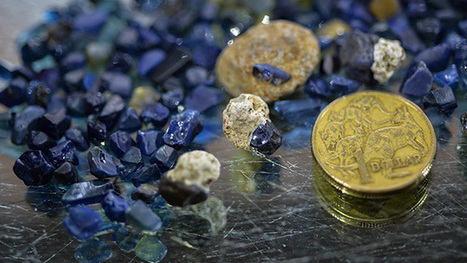 Seeking the Legacy of Australian Sapphire | Geology | Scoop.it
