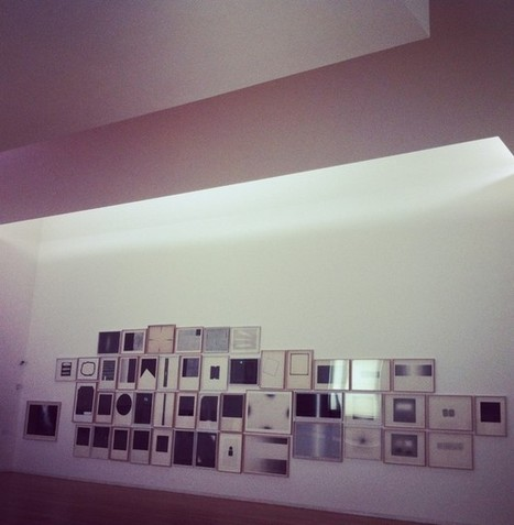 EXHIBITION / JORGE MARTINS: THE SUBSTANCE OF TIME / IN PORTO - SERRALVES FOUNDATION / march 15 - June 10, 2013 /   art on dapaper mag   Scoop.it