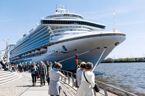 Carnival's Princess Cruise Lines Agrees to Fine, Will Plead Guilty to Pollution Charges | The EcoPlum Daily | Scoop.it