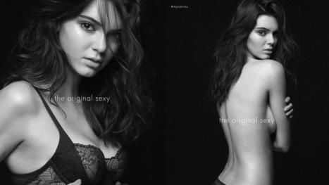 Calvin Klein has no interest in Kendall Jenner's Calvin Klein ads | Running & Bikes | Scoop.it