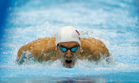 What Leaders Can Learn from Michael Phelps - GovExec.com | Coaching Leaders | Scoop.it