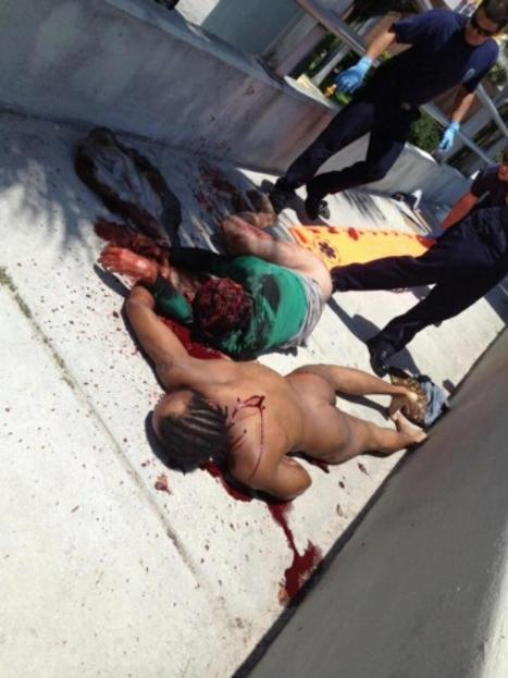 'Miami Zombie': Gruesome crime scene pic revealed of naked face-eating man shot by police and his victim (WARNING: GRAPHIC IMAGE) | The Billy Pulpit | Scoop.it
