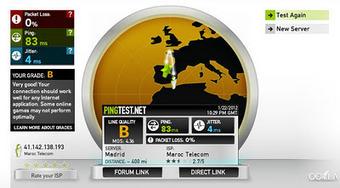 Vérifier sa connexion internet grâce à pingtest | Time to Learn | Scoop.it