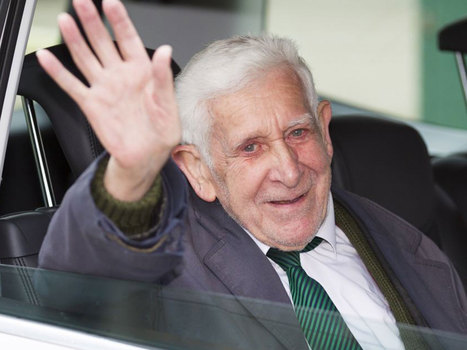 D-Day 70th anniversary: Veteran who disappeared from care home to attend Normandy commemorations on his way home | No Such Thing As The News | Scoop.it