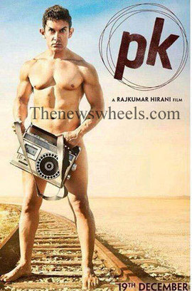 Aamir Khan's PK poster impresses Bollywood! | Celebrity latest News and Photos (Bollywood and hollywood) | Scoop.it