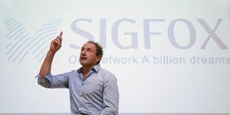 Internet des objets : Sigfox lève 150 milions d'euros | Digital Services | Scoop.it