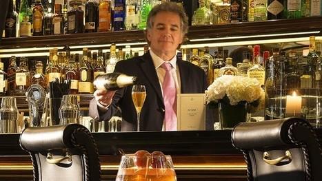 Au bar du Belmont, champagne et hammam - Le Figaro | Hôtellerie-Tourisme | Scoop.it