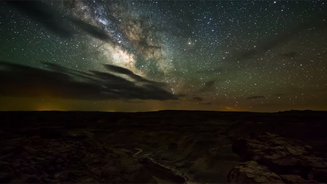5 time-lapse videos show stunning beauty of night sky | Natural History, Science, & Green Technology | Scoop.it