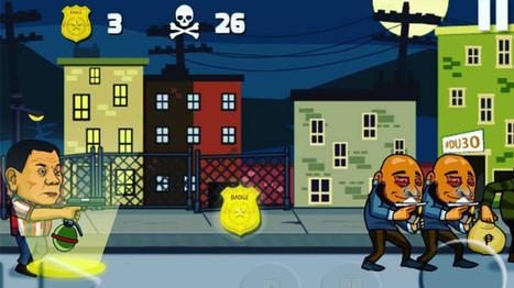 Un jeu vidéo pour incarner le président philippin... et éradiquer les trafiquants de drogue | SeriousGame.be | Scoop.it