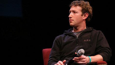 Mark Zuckerberg's Facebook leads social revolution - HITC | Peer2Politics | Scoop.it