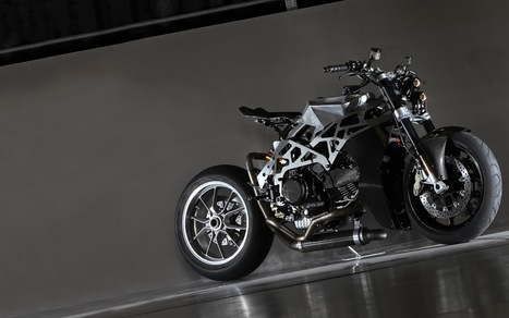 SCM 1.0 Naked | Cafe racers chronicles | Scoop.it