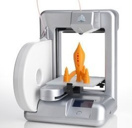 3D Systems Cube and CubeX 3D Printers and Cubify Online Service   Embedded Systems News   Scoop.it