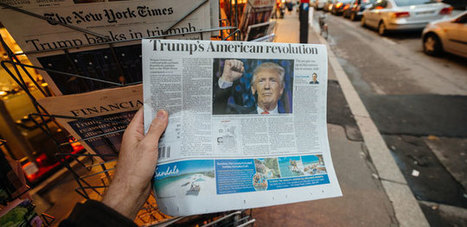 News Coverage of the 2016 General Election: How the Press Failed the Voters - Shorenstein Center   Capstone: An ESRM Coda   Scoop.it