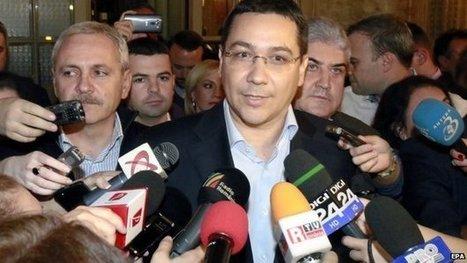 Romania PM admits election defeat | Digital | Scoop.it