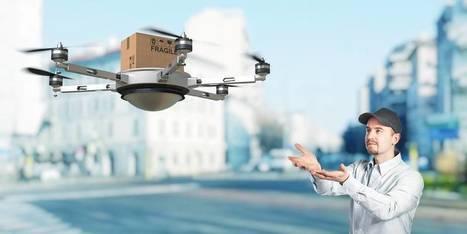 Un incubateur pour drones est né | Geeks | Scoop.it