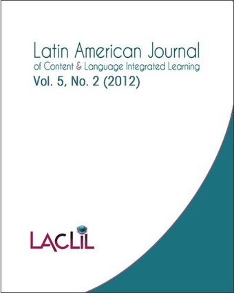 Vol 5, No 2 (2012) LACLIL | TEACHING ENGLISH FROM A CONSTRUCTIVIST PERSPECTIVE | Scoop.it